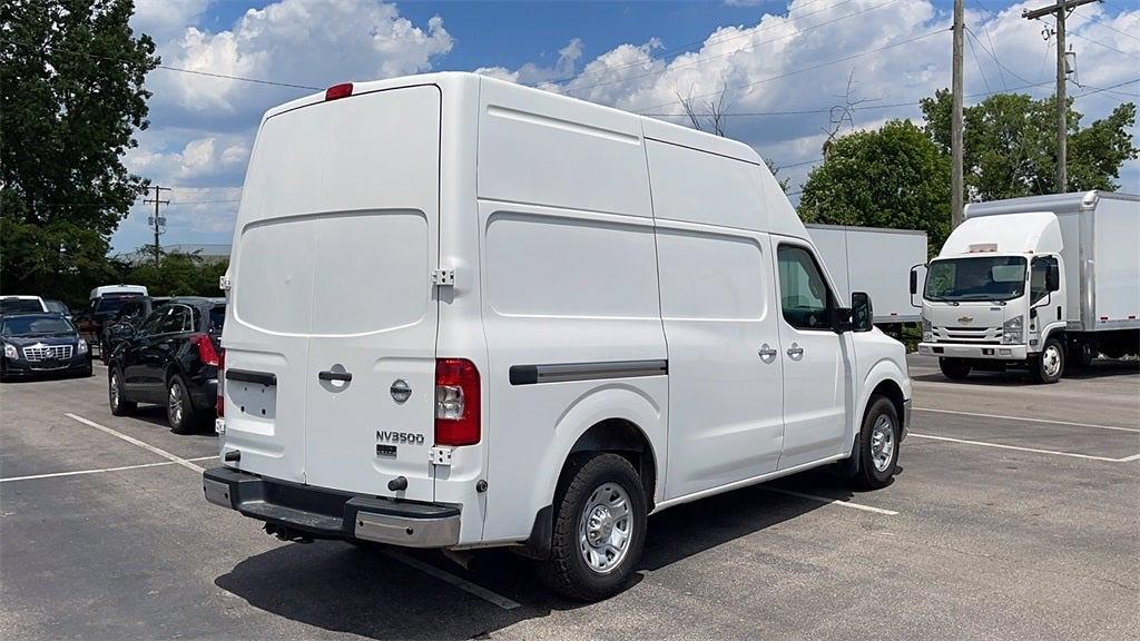 2012 Nissan NV3500 High Roof 4x2, Upfitted Cargo Van #PCA115010 - photo 1