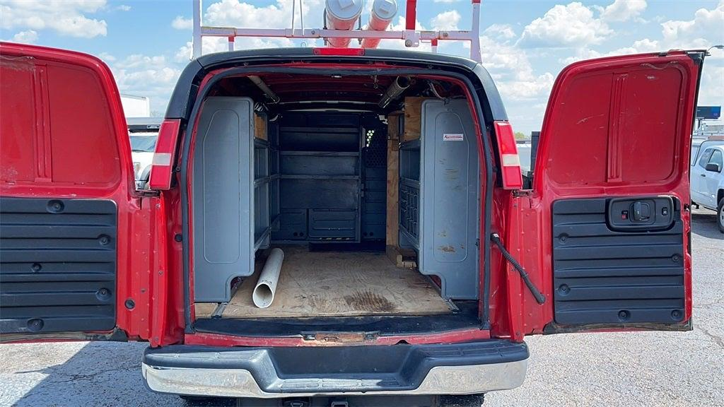 2012 GMC Savana 2500 4x2, Upfitted Cargo Van #PCA128032 - photo 1