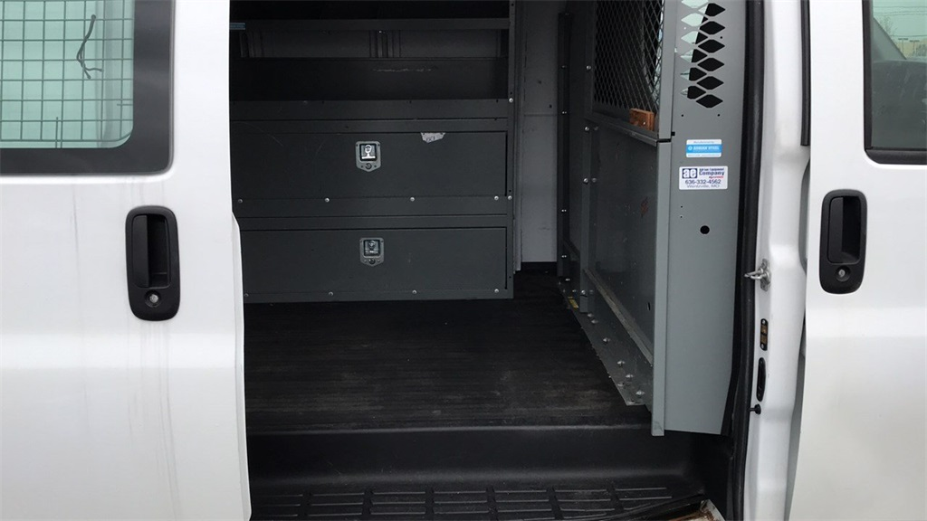 2015 Express 2500 4x2,  Upfitted Cargo Van #PCA155360 - photo 4
