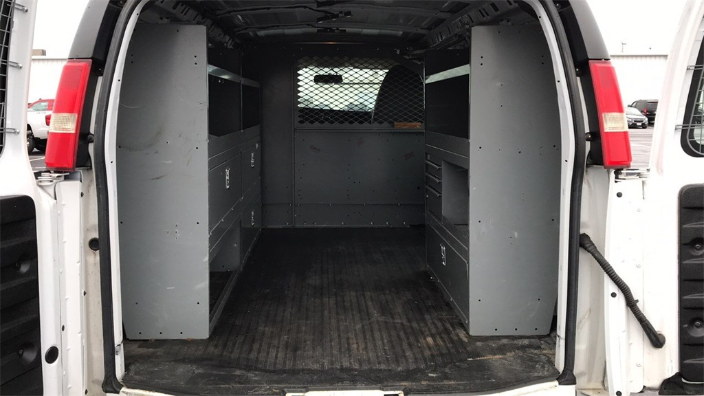 2015 Express 2500 4x2,  Upfitted Cargo Van #PCA155360 - photo 2