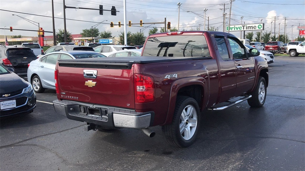 2008 Silverado 1500 Extended Cab 4x4,  Pickup #PCA315059 - photo 6