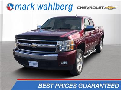 2008 Silverado 1500 Extended Cab 4x4,  Pickup #PCA315059 - photo 1