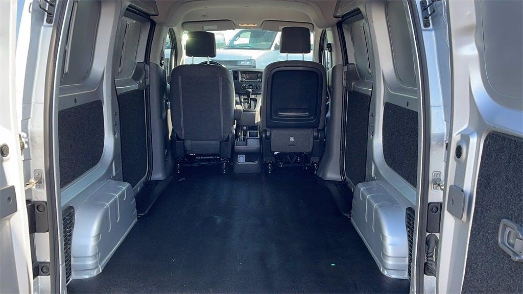 2019 Nissan NV200 FWD, Empty Cargo Van #PCA712345 - photo 1