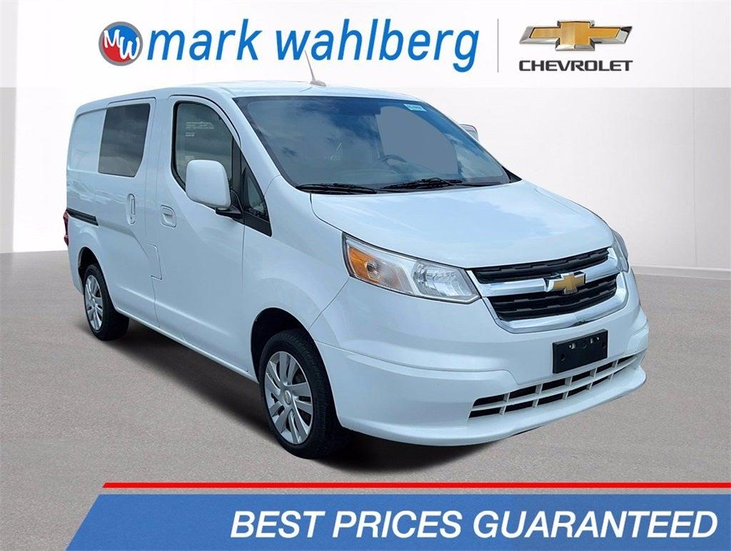 2015 Chevrolet City Express FWD, Upfitted Cargo Van #PCA721746 - photo 1