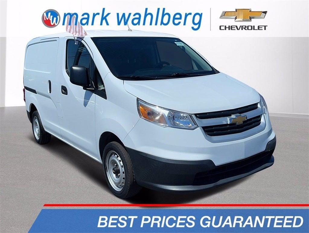 2015 Chevrolet City Express FWD, Upfitted Cargo Van #PCA730992 - photo 1
