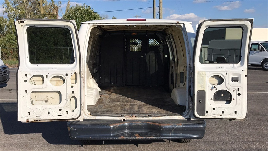 2008 E-150 4x2,  Empty Cargo Van #PCA911254A - photo 3