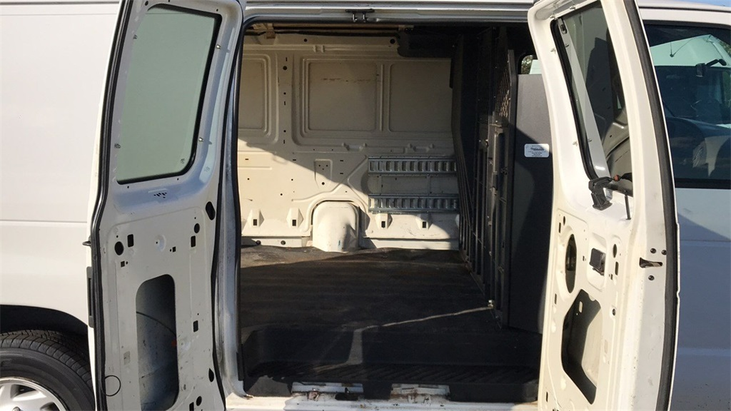 2008 E-150 4x2,  Empty Cargo Van #PCA911254A - photo 15