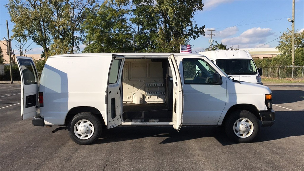 2008 E-150 4x2,  Empty Cargo Van #PCA911254A - photo 4