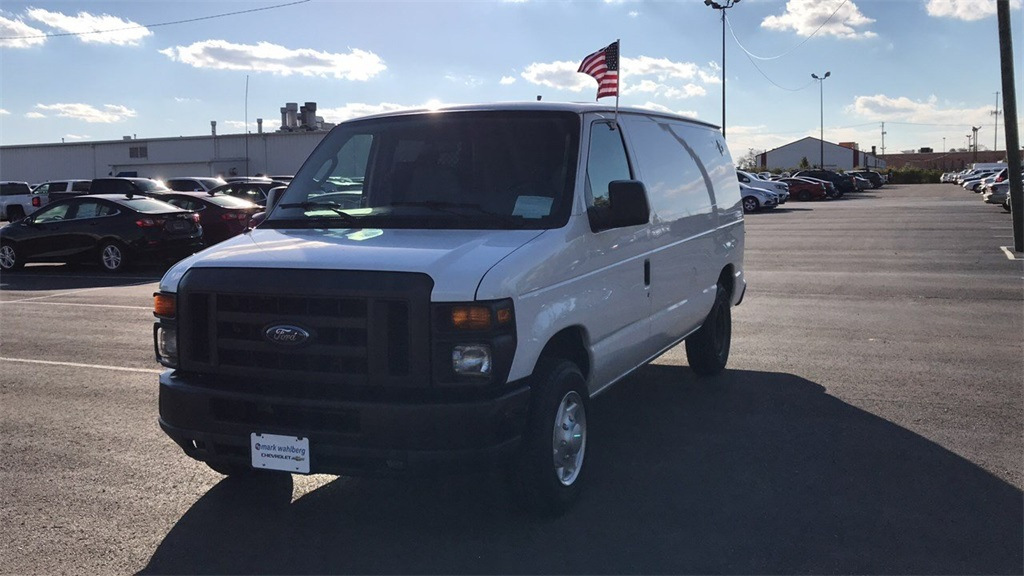 2008 E-150 4x2,  Empty Cargo Van #PCA911254A - photo 5