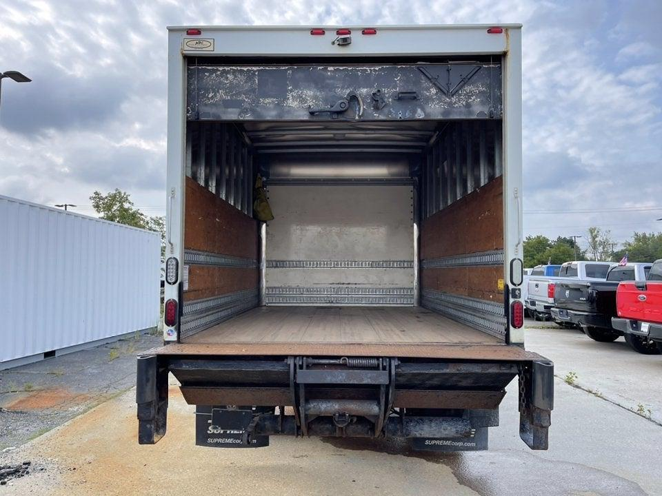 2015 Ford F-450 Regular Cab DRW 4x2, Dry Freight #PCAA40989 - photo 1