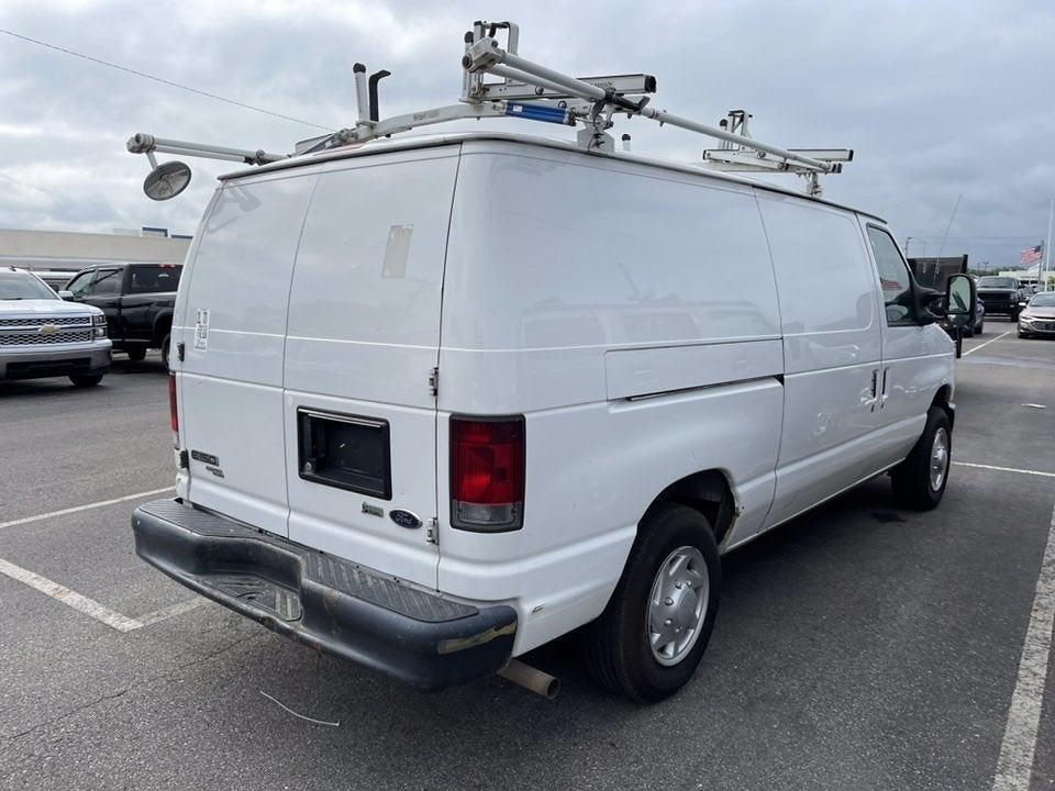 2013 Ford E-150 4x2, Empty Cargo Van #PCAA61757 - photo 1