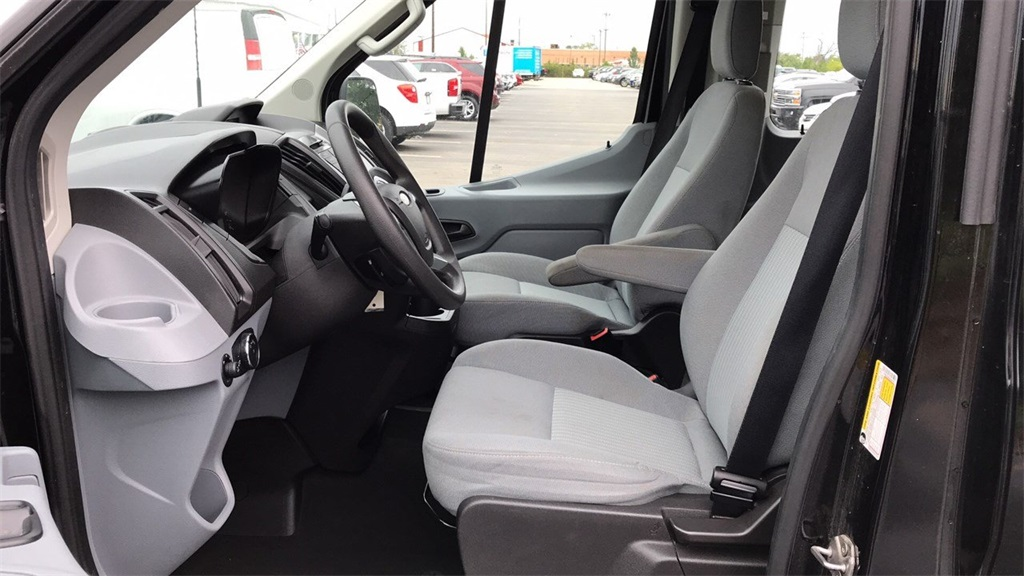 2016 Transit 350 Med Roof 4x2,  Passenger Wagon #PCAA67933 - photo 13
