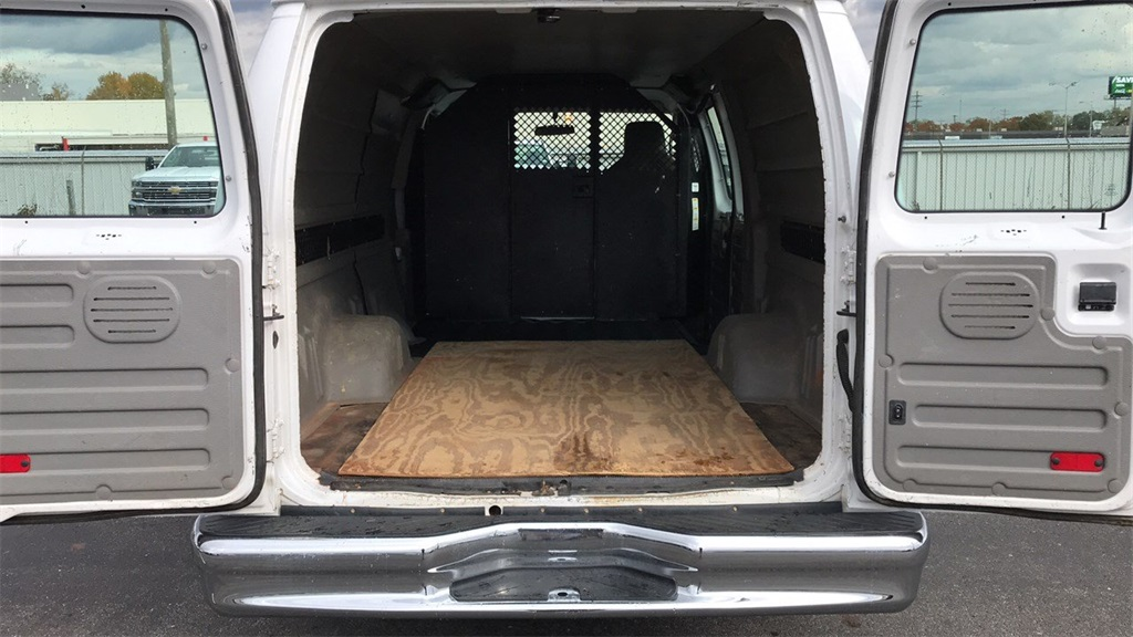 2014 E-250 4x2,  Empty Cargo Van #PCAA71857 - photo 3