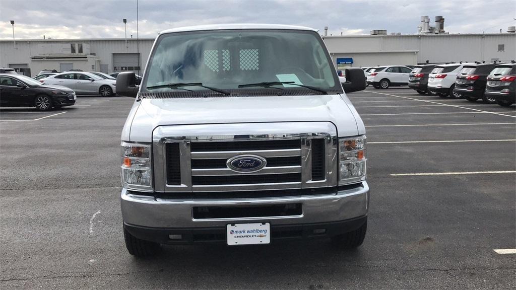 2014 E-250 4x2,  Empty Cargo Van #PCAA71857 - photo 7