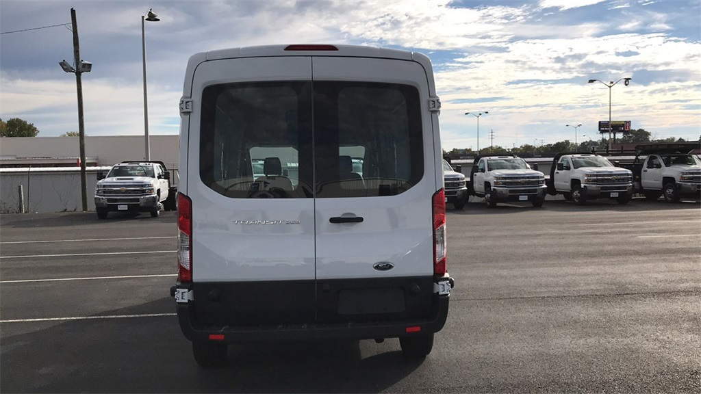 2017 Transit 250 Med Roof 4x2,  Empty Cargo Van #PCAB07803 - photo 3