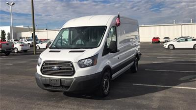 2017 Transit 250 Med Roof 4x2,  Empty Cargo Van #PCAB07803 - photo 4