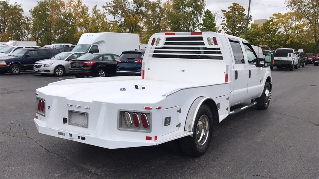 2013 Ford F-350 Crew Cab DRW RWD, CM Truck Beds Hauler Body #PCAB22136 - photo 1