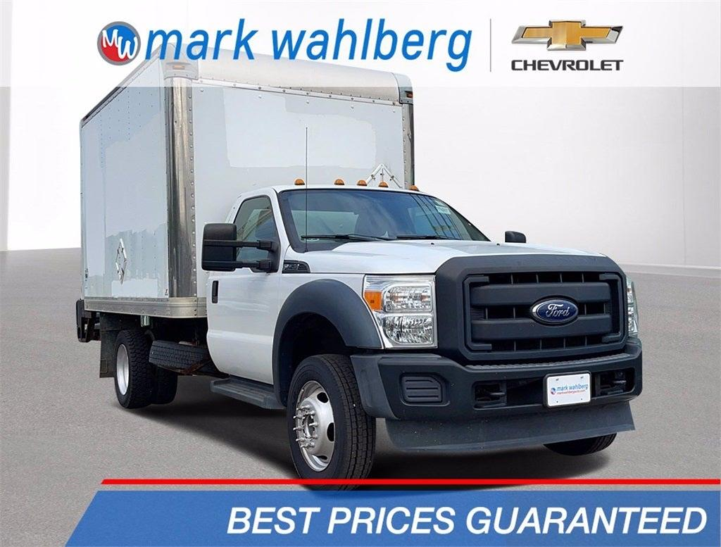 2015 Ford F-450 Regular Cab DRW 4x2, Dry Freight #PCTD29751 - photo 1