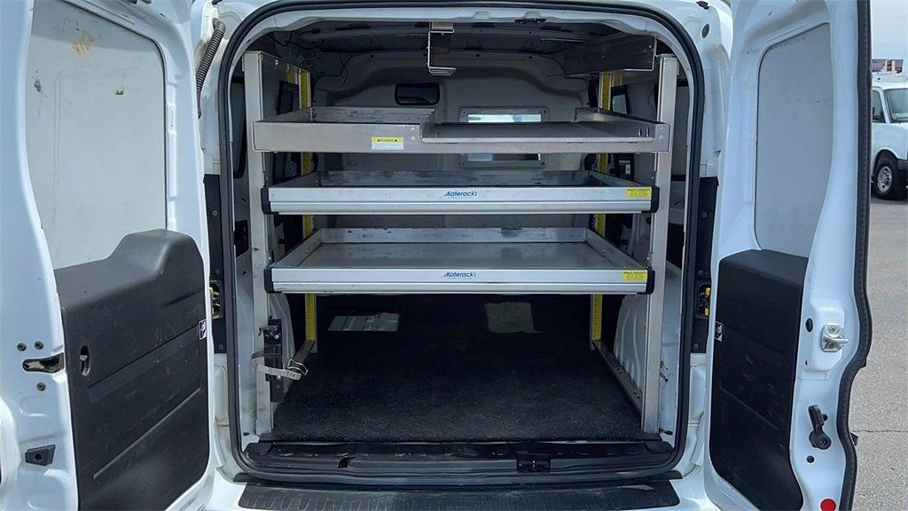 2017 Ram ProMaster City FWD, Upfitted Cargo Van #PCAE44910 - photo 1