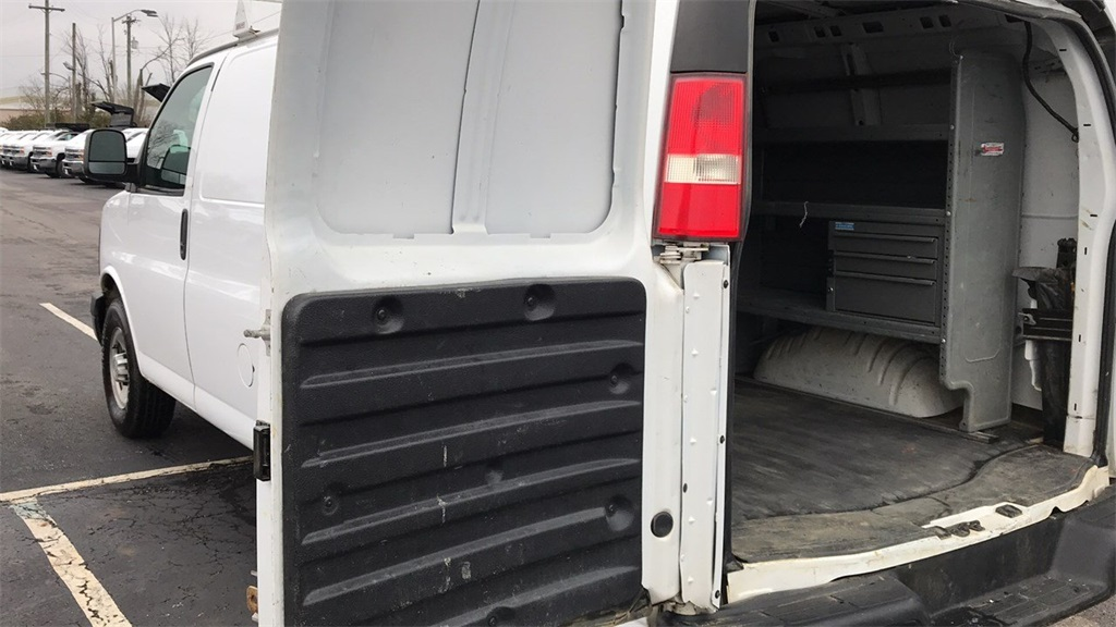 2014 Express 2500 4x2,  Upfitted Cargo Van #PCB145419 - photo 13