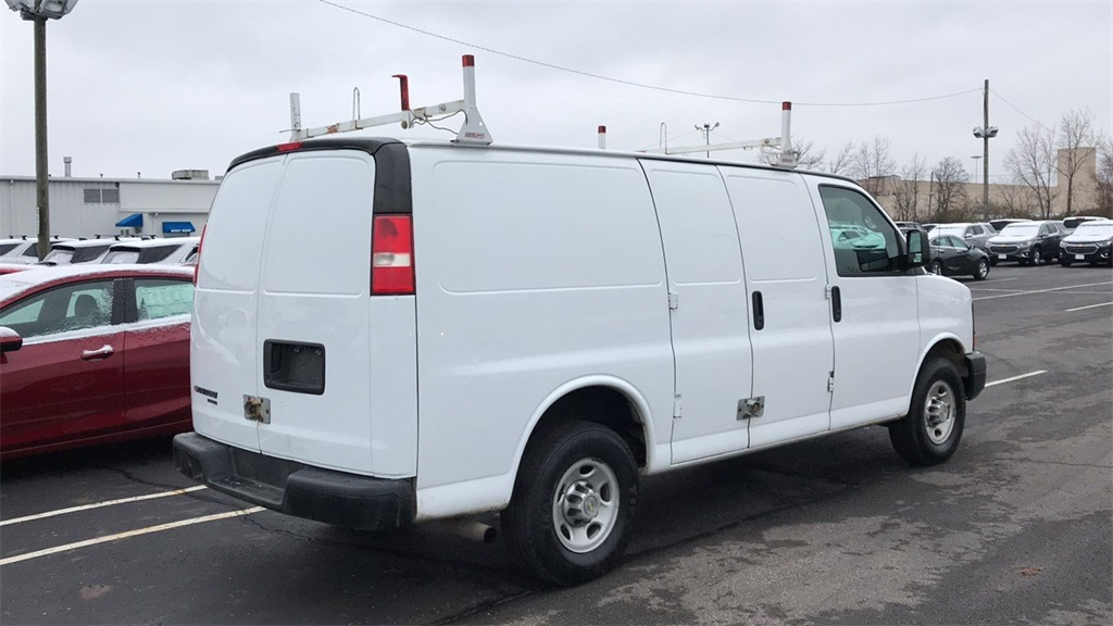2014 Express 2500 4x2,  Upfitted Cargo Van #PCB145419 - photo 7