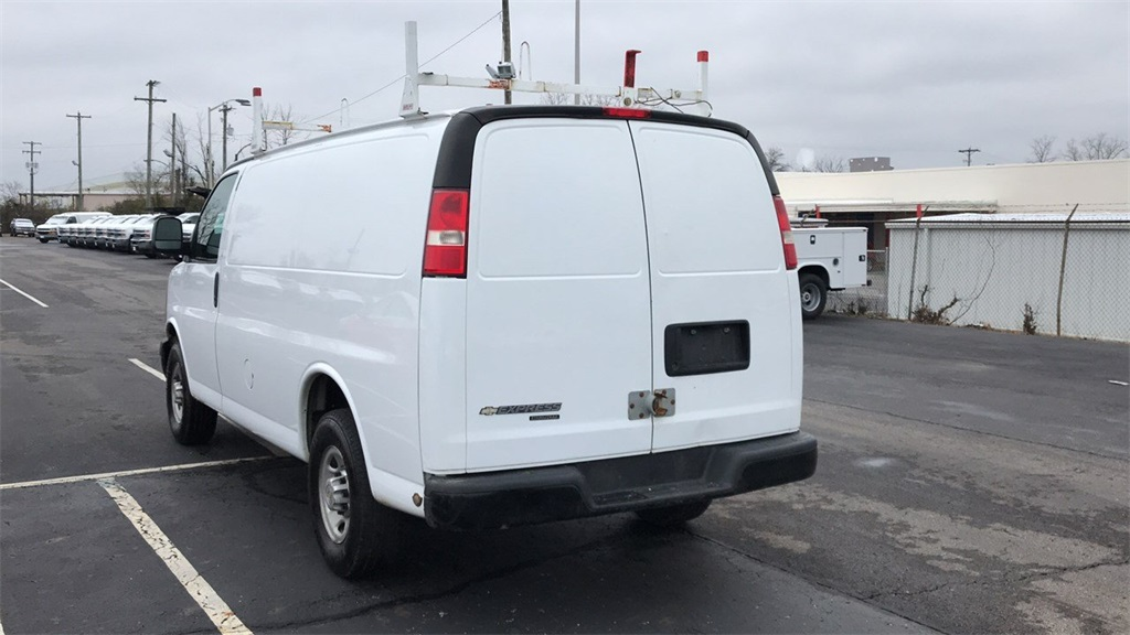 2014 Express 2500 4x2,  Upfitted Cargo Van #PCB145419 - photo 2