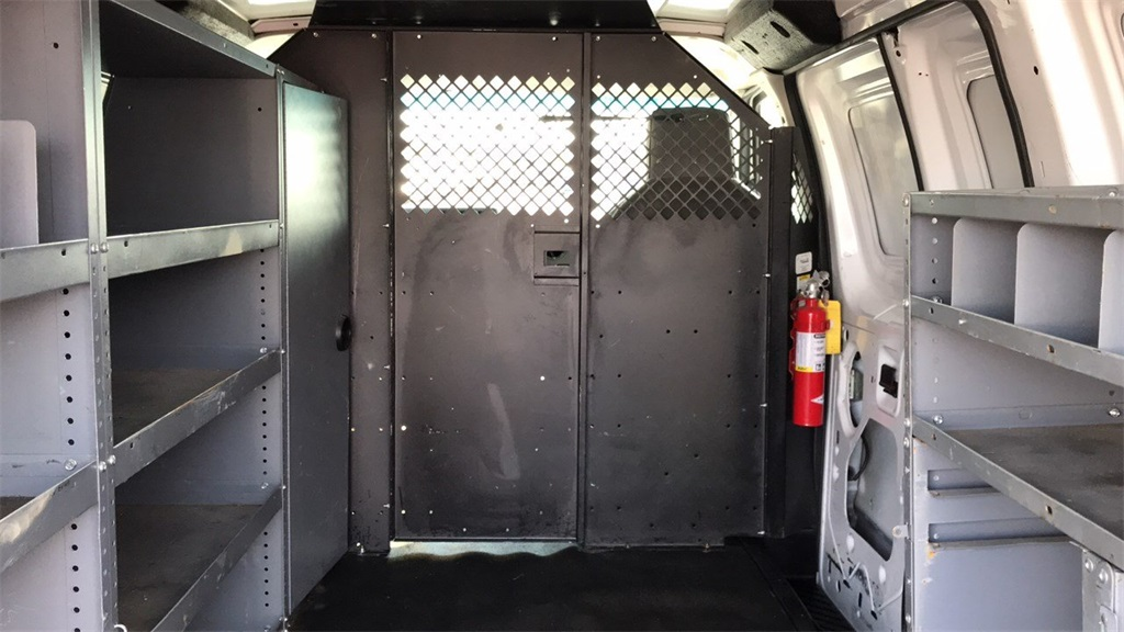 2009 E-250 4x2,  Upfitted Cargo Van #PCBA86535 - photo 3