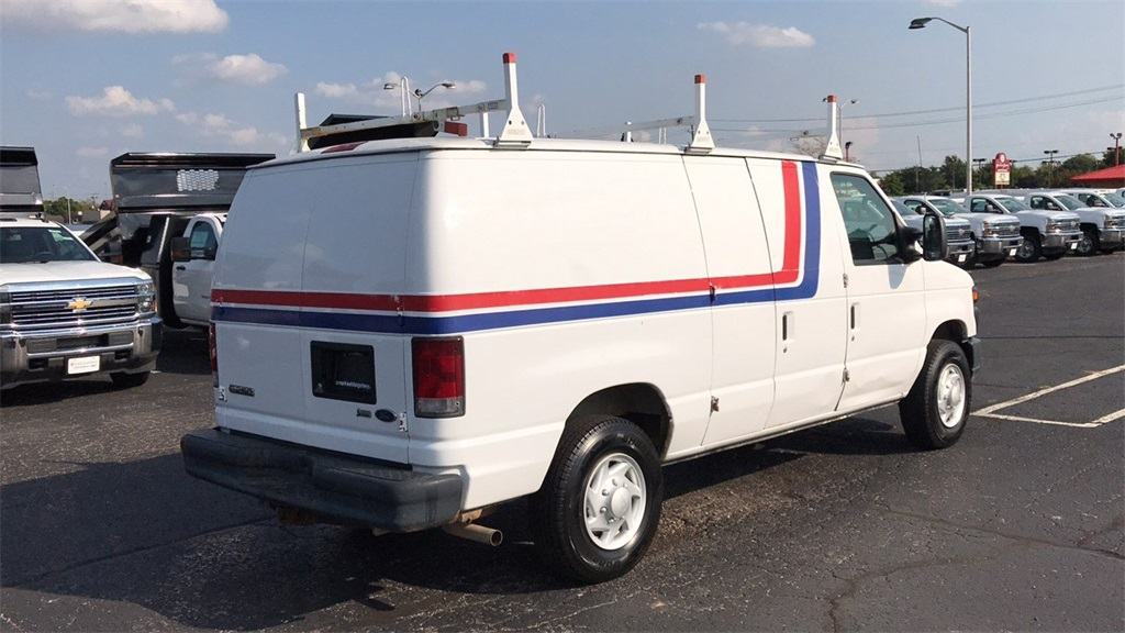 2009 E-250 4x2,  Upfitted Cargo Van #PCBA86535 - photo 2