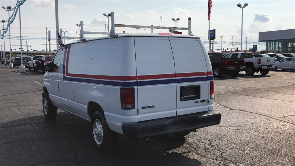 2009 E-250 4x2,  Upfitted Cargo Van #PCBA86535 - photo 8