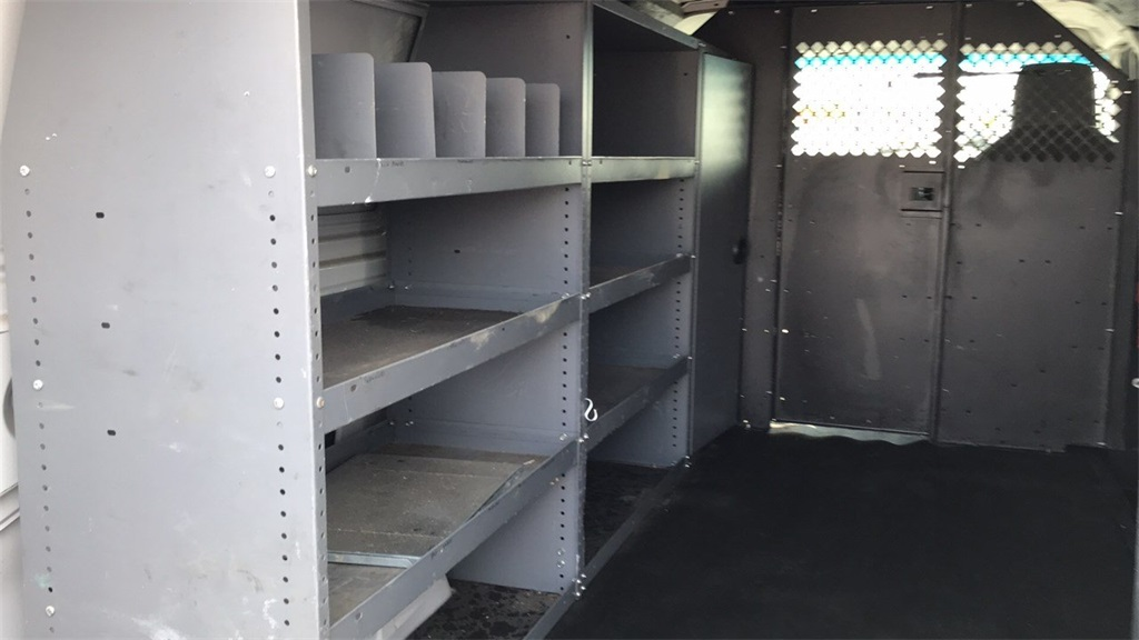 2009 E-250 4x2,  Upfitted Cargo Van #PCBA86535 - photo 12