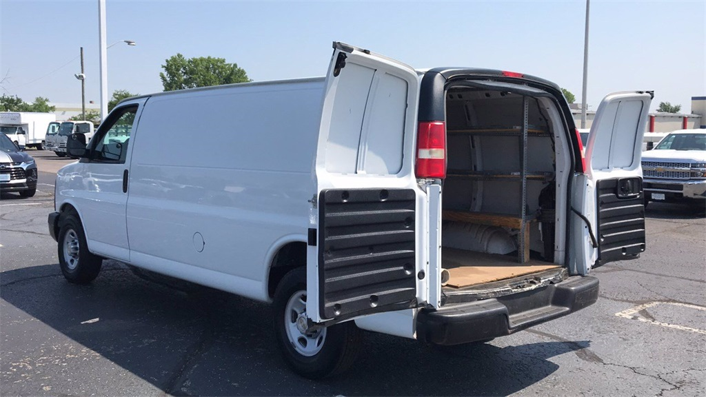 2013 Chevrolet Express 2500 4x2, Upfitted Cargo Van #PCE139281 - photo 1