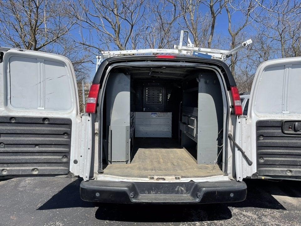 2016 Chevrolet Express 3500 4x2, Upfitted Cargo Van #PCE140548 - photo 1