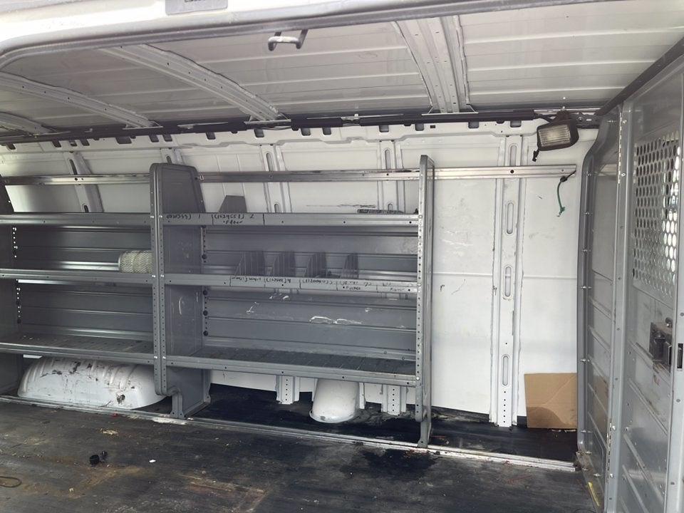 2013 Chevrolet Express 3500 4x2, Upfitted Cargo Van #PCE186552 - photo 1