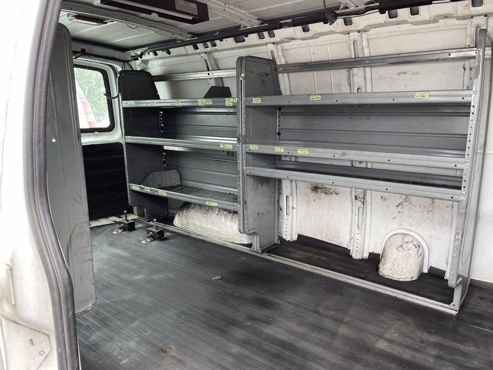 2013 Chevrolet Express 3500 4x2, Upfitted Cargo Van #PCE188553 - photo 1