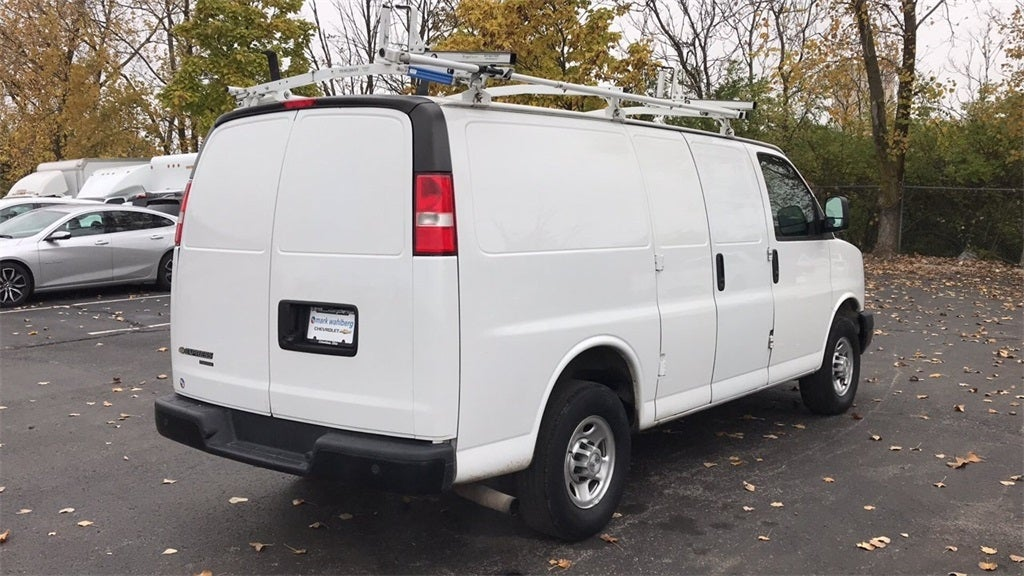 2016 Chevrolet Express 3500 RWD, Upfitted Cargo Van #PCE217748 - photo 1