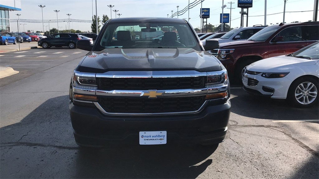 2018 Silverado 1500 Double Cab 4x2,  Pickup #PCR159685 - photo 4
