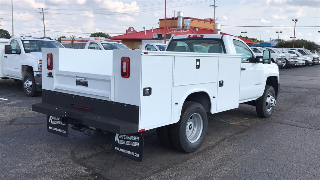 2018 Silverado 3500 Regular Cab DRW 4x4,  Knapheide Service Body #VJCQQF - photo 31