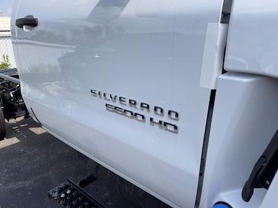 2021 Silverado 5500 Regular Cab DRW 4x4,  Cab Chassis #CF1T231104 - photo 4