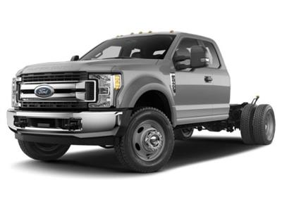 2019 F-550 Regular Cab DRW 4x2,  Cab Chassis #DA01297 - photo 1