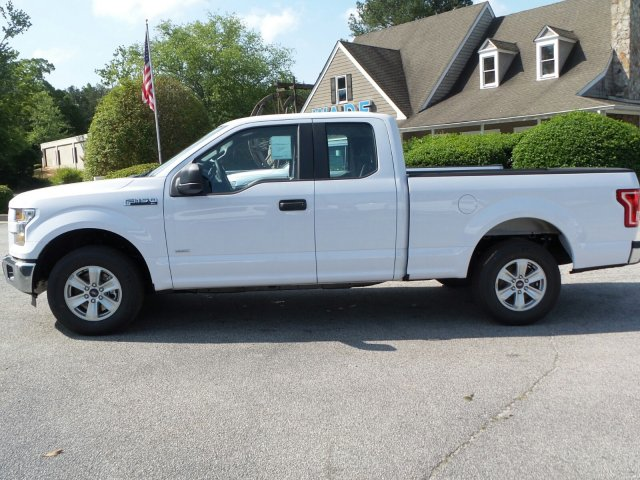 2015 F-150 Super Cab, Pickup #FKE96008 - photo 3