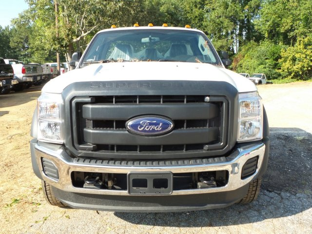 2016 F-550 Regular Cab DRW 4x4, Cab Chassis #GEC05176 - photo 8