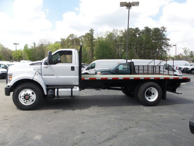 2017 F-750 Regular Cab, Smyrna Truck Platform Body #HDB02946 - photo 3
