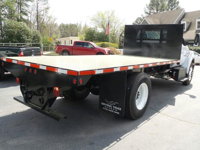 2017 F-750 Regular Cab, Smyrna Truck Platform Body #HDB02946 - photo 2