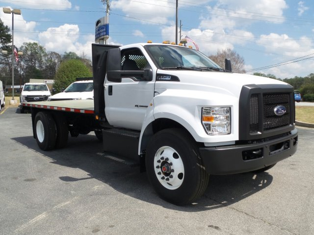2017 F-750 Regular Cab, Smyrna Truck Platform Body #HDB02946 - photo 9