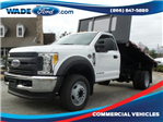 2017 F-550 Regular Cab DRW, Platform Body #HEB14881 - photo 1