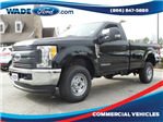 2017 F-350 Regular Cab 4x4, Pickup #HEB63404 - photo 1