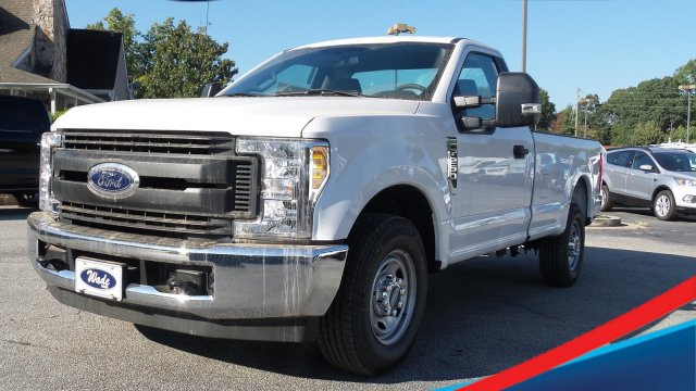 2017 F-250 Regular Cab Pickup #HED11201 - photo 1