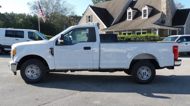 2017 F-250 Regular Cab Pickup #HED11201 - photo 3
