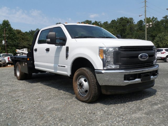 2017 F-350 Crew Cab DRW 4x4, Freedom Platform Body #HED35078 - photo 12