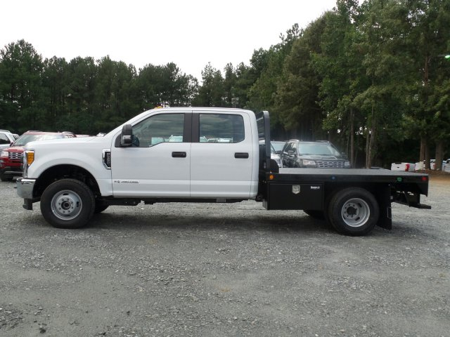 2017 F-350 Crew Cab DRW 4x4, Freedom Platform Body #HED35078 - photo 3